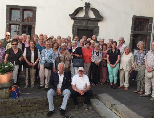 Tagesfahrt nach Maria Laach und Schloss Bürresheim