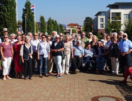 Mehrtagesfahrt nach Papenburg und Leer