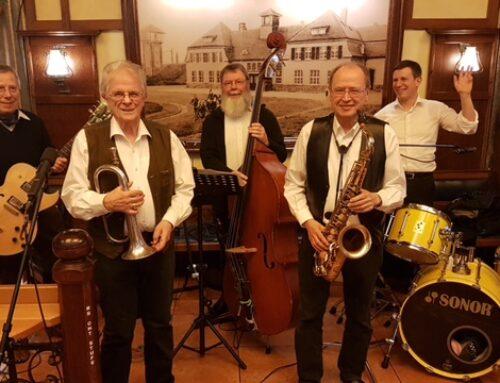Pöt & Co beim Jazz im Museum – WAZ 11.10.2021